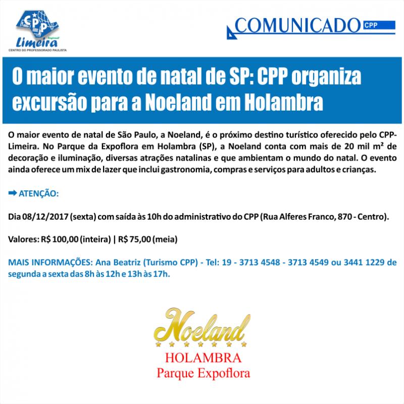 23.11.2017 - COMUNICADO - Noeland cpp - corrigido
